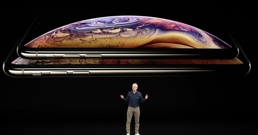 Apple iPhone XS Max fino a 1700 €